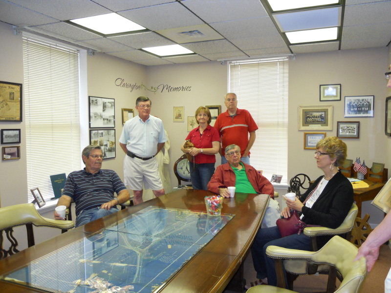 New Martinsville Lion's Club Visit