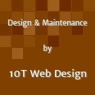 Design and Maintenance by 10T Web Design